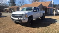 Chevrolet - Silverado - 2008 Burlington