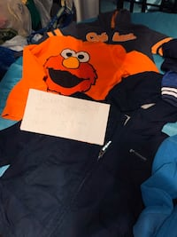 Winter is here used boys size 2-4 and size 4  $3.00 each item.  Barrie, L9J 0H5