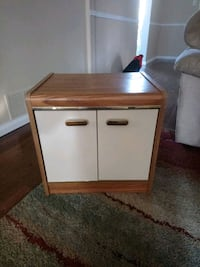 Wooden Night Stand   Oakville, L6H 2R9
