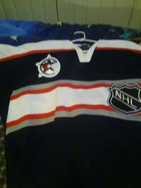 2000 all star sweater ccm official
