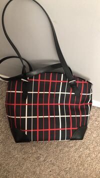 black and red plaid backpack Calgary, T1Y