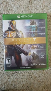 Xbox one Destiny the collection Guelph