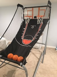 Basketball machine 37 km
