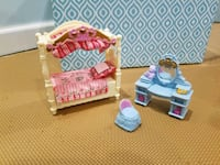 Dollhouse Kids Bedroom set Gilbertsville