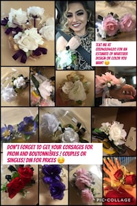 Corsages for any occasion !!!!  Houston, 77083