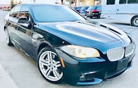 2012 BMW 550xi M Sports, Technology, Premium, Navigation, Comfort, Executive, massaging seats  Whitchurch-Stouffville