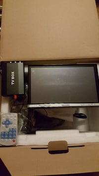 "8"" Touch-screen  multi media system"