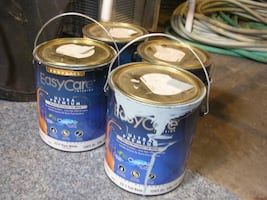 4 gallons of paint