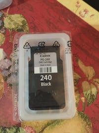 Cannon 240 Black Ink BNWT Fort Erie, L0S 1N0