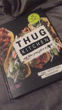 Thug Kitchen - cookbook  Calgary, T2V 2X4