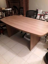 Small Boardroom Table