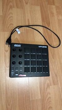 AKAI Professional MPD218 Beats Pad 10/10 Condition Mississauga, L4Z 1J2