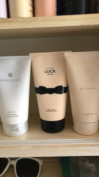 Avon Luck, Percer, Incandescence Body Lotion Norsborg