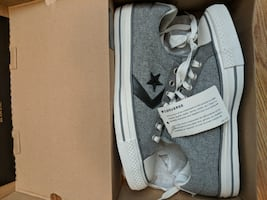 New in Box Converse