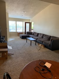 Large 6 piece sectional sofa Lewisville