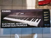 Casio electronic piano Mississauga, L4Z 1H1
