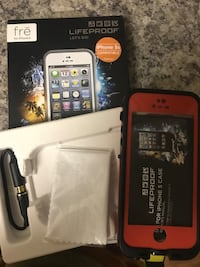 Lifeproof for iPhone 5 or 5S