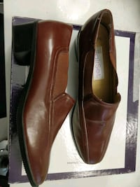 Size 8 1/2 brown shoes London