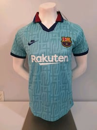 Barcelona 2020 Away 3rd Jersey Messi#10  Mississauga, L5B 4P5