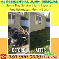 Local Junk Removal Capitol Heights