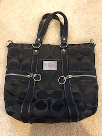 Coach Bag- Black