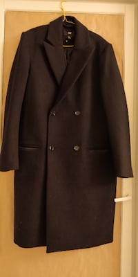 Overcoat(Male) never used - 48 null