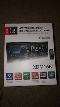 AM/FM Digital Media Receiver w/ Bluetooth Hyattsville, 20782