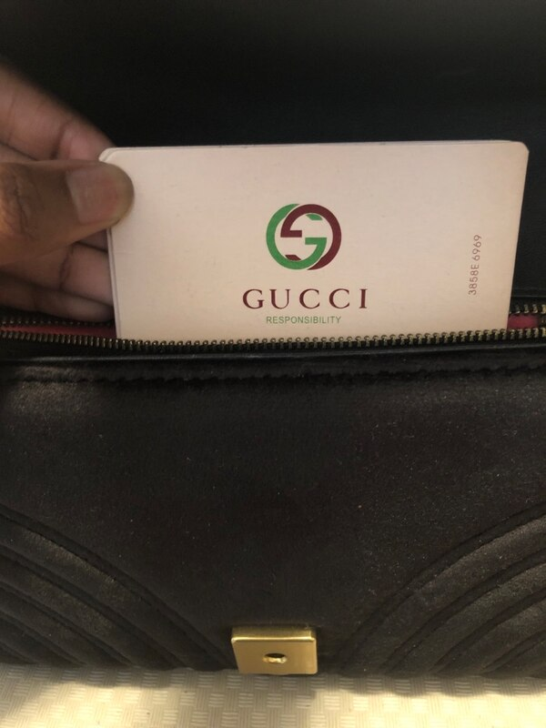 Gucci Marmont Bag  3