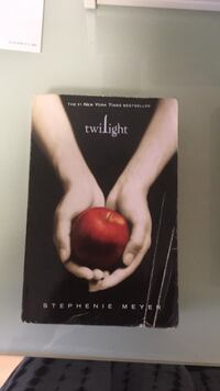 Twilight by stephenie meyer books. Eclipse in hardcover and is 10$. Or 15$ for all 3 Edmonton, T5Z 3S5