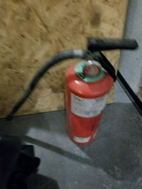 Fire extinguisher 10 abc garage Pantry RV boat Edmonton, T6L 6N4