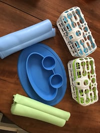 Dishwasher baskets and rubber placemats  Myrtle Beach, 29579
