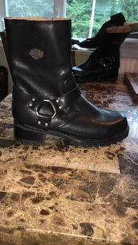 Harley Davidson Women's Boots Size 7 Spring City, 19475