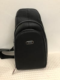 Black side bag unisex 75$ for pick up only keele and lawrence  Toronto, M4P 2M7