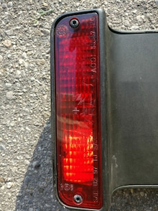 Thrid brake light for Jeep TJ