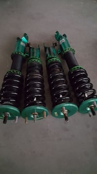 JDM S2000 TEIN MONOflex racing coilovers Montreal, H4T 1S4