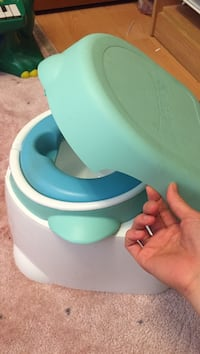 Baby potty train,great for diaper training 温哥华, V5L 4G8