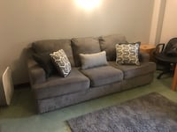 Like New Gilmer Sleeper Sofa Alexandria, 22302