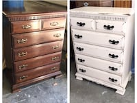 Furniture touch up and restoration Sykesville