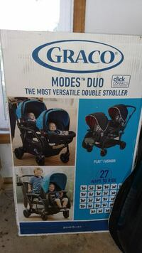 Graco baby modes duo double stroller BRAND New in