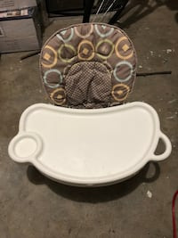 Portable baby high chair Sterling, 20164