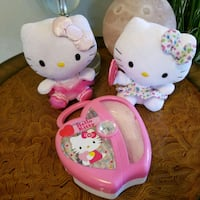 trio HELLO KITTY  Laval, H7S 1L4