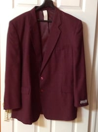 MEN'S BRAND NEW SUIT JACKET Clearview, L0M