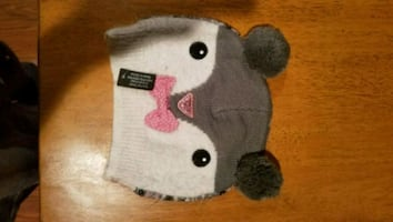 Kids Animal Beanie