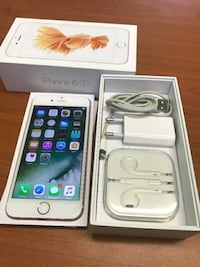 IPhone  6s Factory Unlocked + box and accessories + 30 day warranty  Springfield, 22150