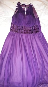 Size 8 Purple dress Mobile, 36695