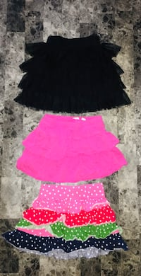 Girl 5T Skirts and Dresses - $8 for ALL