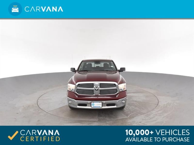 2016 Ram 1500 Crew Cab pickup Big Horn Pickup 4D 5 1/2 ft Red <br 4472d9ad-87aa-49b9-adc7-0982b25ebec0