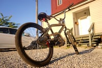 POWERFUL  BMX, LIMITED EDITION Vancouver, V5R 2J5