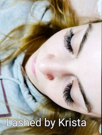 Lash appointments available!!