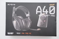 Astro A40 TR Gaming Headset + MixAmp Pro TR Toronto